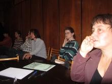 2011. október 28. - Fenyő Gusztáv kurzusa