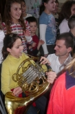 2010. február 24. - Hangszerbemutató a Gyakorlóban