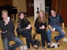 2012. április 21. - Kortárs zongorakurzus